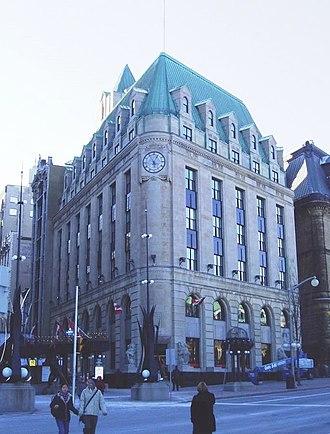 W.E. Noffke - Image: Ottawa Post Office