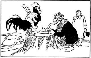 Hans My Hedgehog German fairy tale