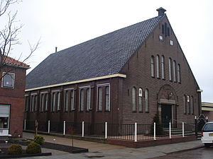 Old-Reformed Congregations in the Netherlands - Stavenisse Old Reformed Congregation