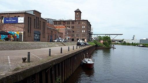 Oude fabriek Koudijs 's-Hertogenbosch