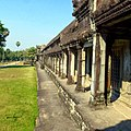 Outer gallery , Prasat Angkor Wat, Siem Reap, Cambodia - panoramio.jpg