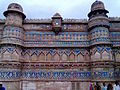 Outer walls of gwalior fort.jpg