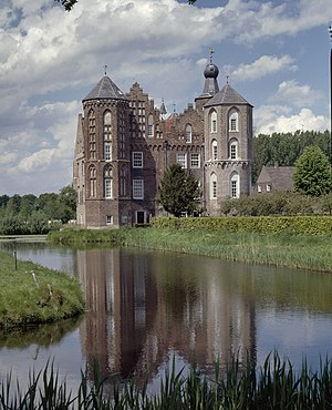 Laarbeek - Croy Castle