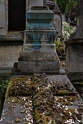 Antoine Samuel Adam-Salomon: Tomb of Marchal de Calvi