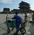 Pékin, Place Tien an Men, S.JPG