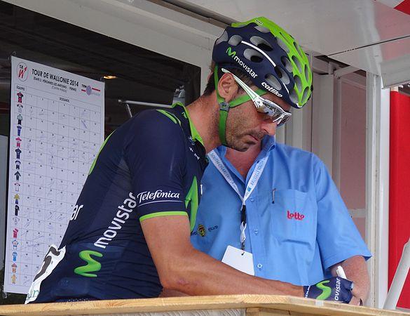 Péronnes-lez-Antoing (Antoing) - Tour de Wallonie, étape 2, 27 juillet 2014, départ (C094).JPG
