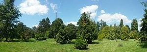 Arboretum de Chèvreloup - Garden