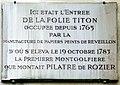 P1060946 Paris XI rue de Montreuil n°31 plaque n°2 rwk.JPG