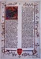 Pachina inicia d'o Libro de los fechos et conquistas del principado de la Morea.JPG