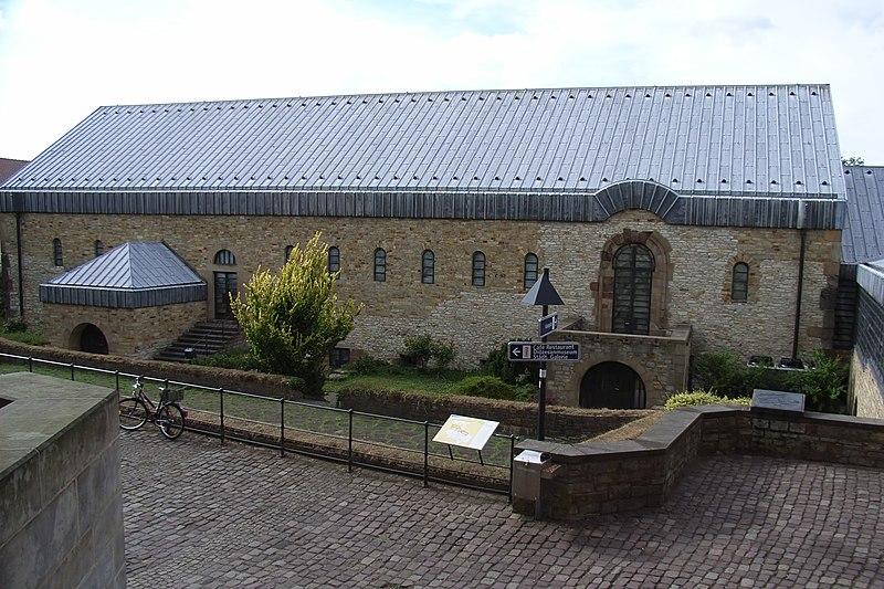 Paderborn - Museum in der Kaiserpfalz