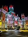 Palacio de Comunicaciones (Madrid) - panoramio.jpg