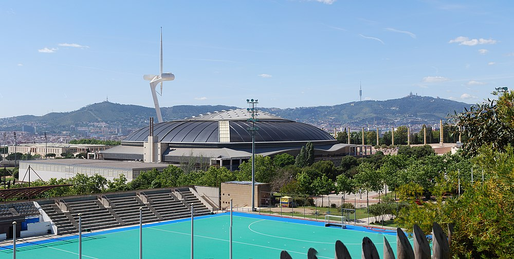 Barcelona spain 2018 travel guide tips and informations - Trade center sant cugat ...