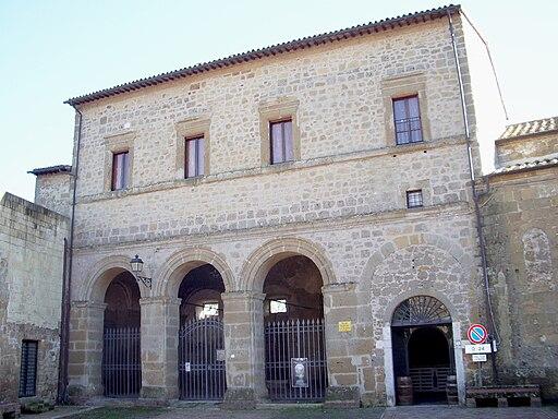 Palazzo Bourbon del Monte Sovana (GR)
