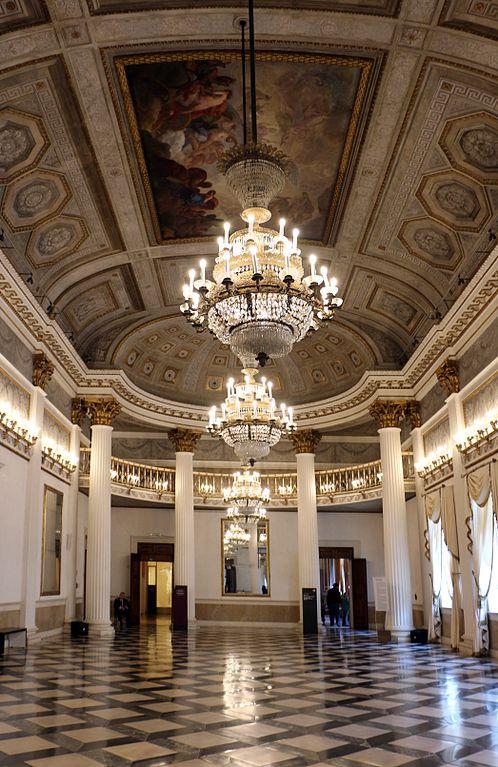 File palazzo reale di venezia salone da ballo for Planimetrie del palazzo con sala da ballo