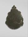 Palette in the form of a mud turtle MET DP244612.jpg