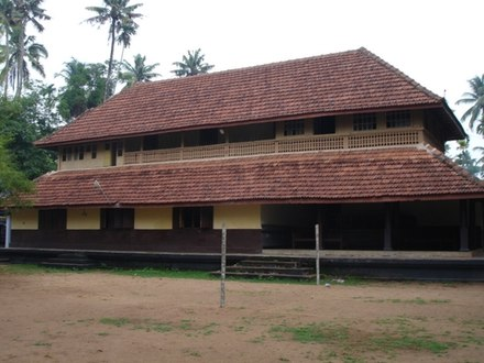 A typical Nalukettu structure. - Malayali