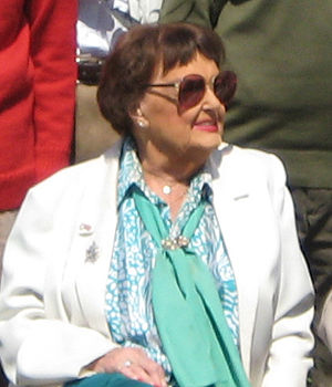 Pamela Cundell - Pamela Cundell in May 2011