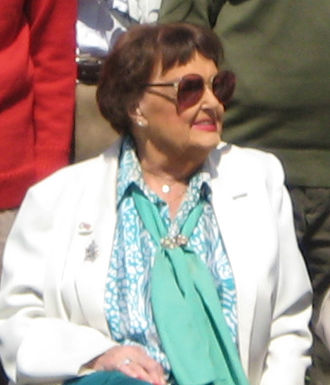 Pamela Cundell - Pamela Cundell in May 2011