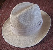 Panama hat - Wikipedia 4d75bb607ac4