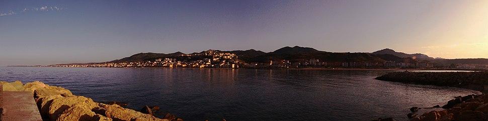 Panorama of Cariati