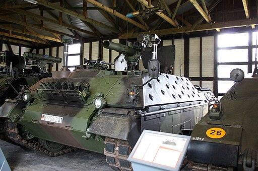 Panzermuseum Munster 2010 0934