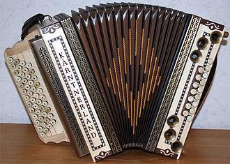 Steirische Harmonika - A Steirische Harmonika