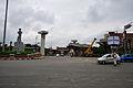Parama-Park Circus Flyover Under Construction - Parama Island - Kolkata 2012-07-31 0535.JPG