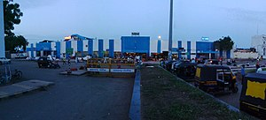 Parbhani railway junction panorama.jpg