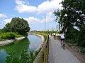 Parco Grugnotorto Villoresi, Paderno Dugnano, L'alzaia del Canale Villoresi.jpg