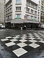 Paris - Corner of Rue Beaubourg and Rue de Montmorency.jpg