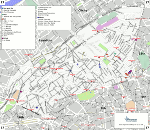 Paris 17th arrondissement map with listings.png