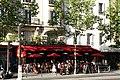 Paris 75006 boulevard du Montparnasse no 95 L'Atelier 20110529.jpg