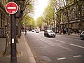 Paris Boulevard du Palais towards south 20140406.jpg
