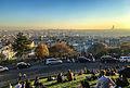 Paris vue de la Butte de Montmartre - 1er novembre 2015 003.jpg