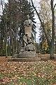 Park Smetanovy sady, socha Bedřicha Smetany.JPG