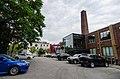 Parking Lot at Richmond & George Streets (26695988359).jpg