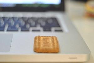 Vile Parle - Image: Parle G Biscuit