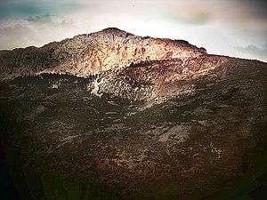 English: Mount Parnassus, Greece.