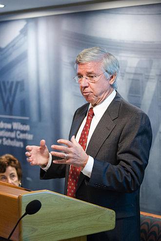 Parris Glendening - Image: Parris Glendening speaking, September 2006