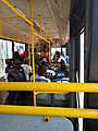 Passengers in BRT at LifeCamp Junction, Abuja by Dike Chukwuma.jpg
