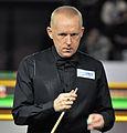 Paul Davison at Snooker German Masters (Martin Rulsch) 2014-01-29 02.jpg