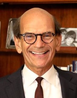 Paul Finebaum American sports author, television and radio personality, and former columnist