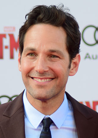Paul Rudd - Rudd at the premiere of Marvel's Ant-Man on June 29, 2015
