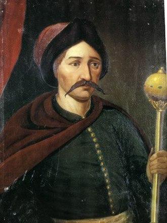 Hetman of Zaporizhian Host - Image: Pavlo Teterya