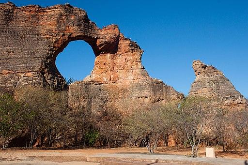 Pedra Furada - Serra da Capivara I