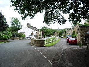 Pendleton, Lancashire - Image: Pendleton
