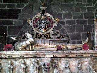 Edward Littleton (died 1629) English politician, died 1629