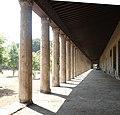 Peristilo della Palestra Grande (Pompei, 2007) -1.jpg