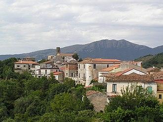 Perito - Image: Perito, centro storico