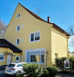 Perlacher Straße in Grünwald